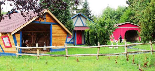 Freizeitland Geiselwind (Crazy Farm)