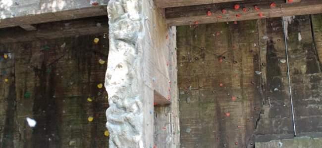 DAV Duisburg climbing walls