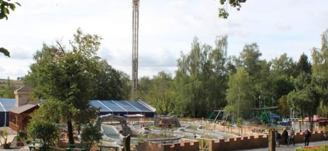 Freizeitland Geiselwind themes park kunstfelsen
